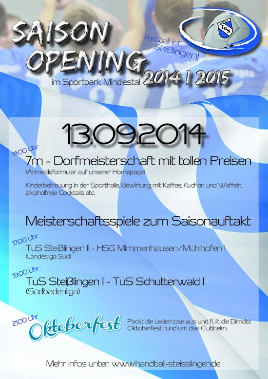 Internet_Saison Opening 2014