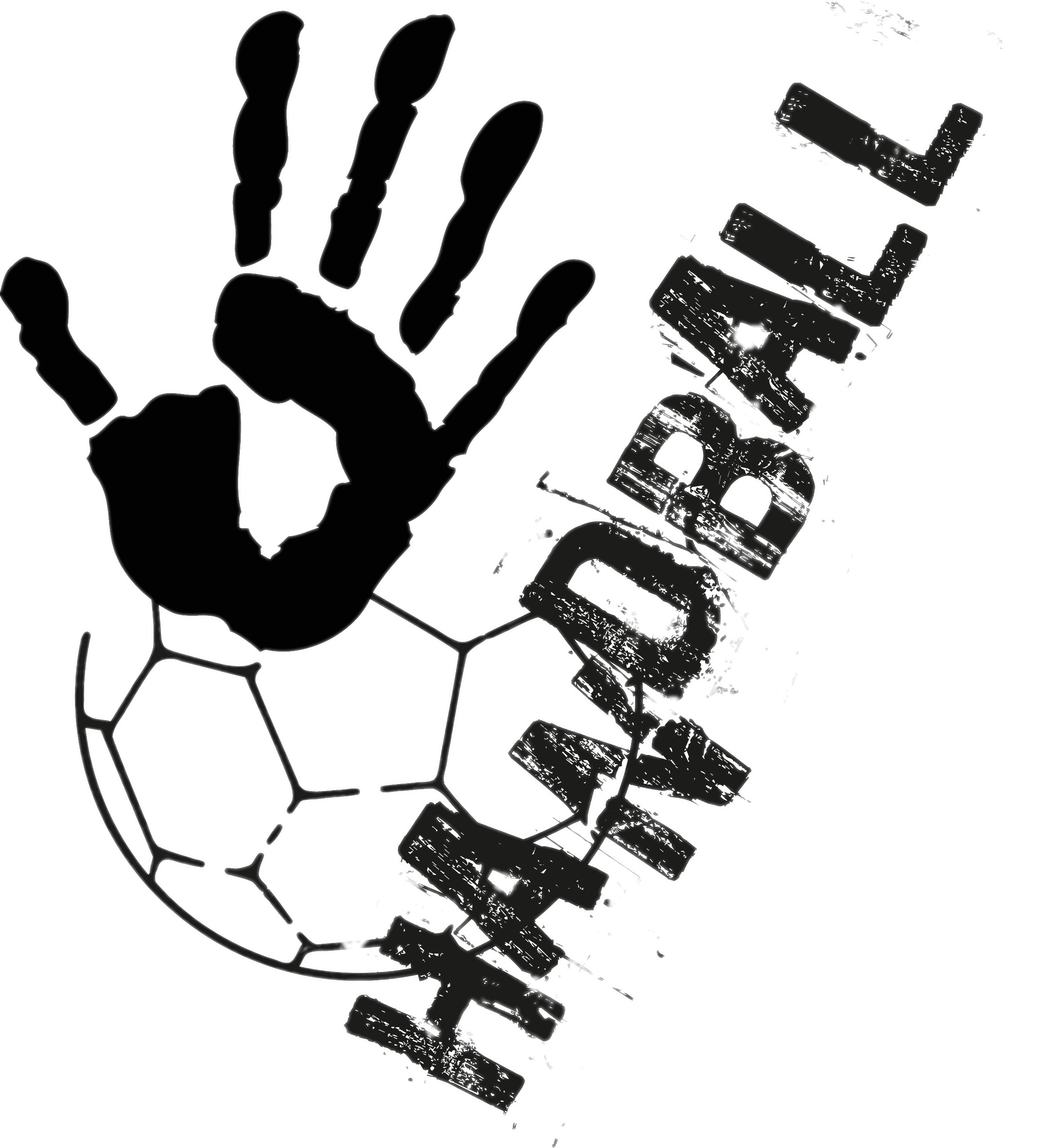 Handball Logo minis
