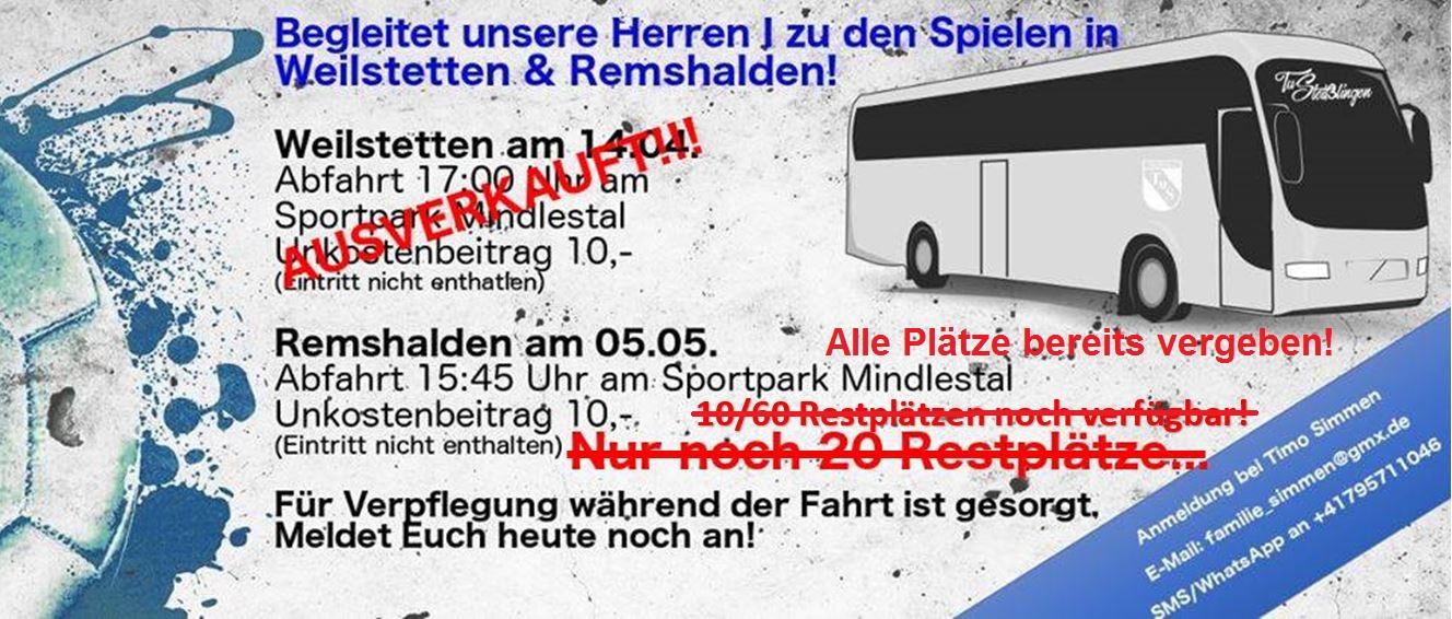 Update Bus