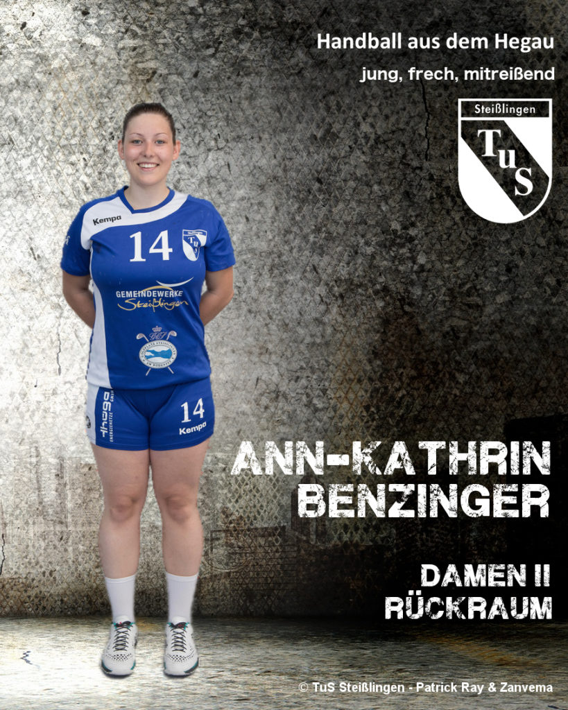 Ann-Kathrin Benzinger