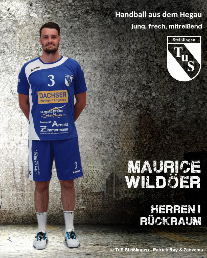 Maurice Wildöer