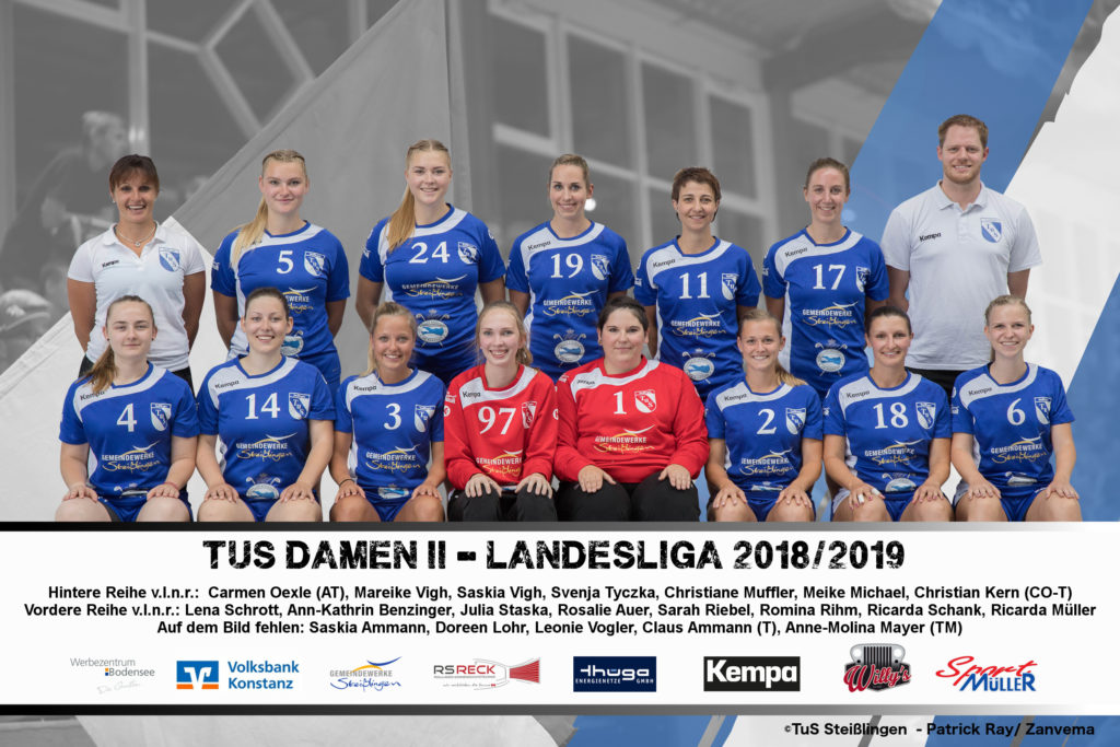 Im Bild:    beim Spiel in der BW Oberliga zwischen dem TuS Steißlingen und der SG Lauterstein in der Mindlestalhalle in Steißlingen  I