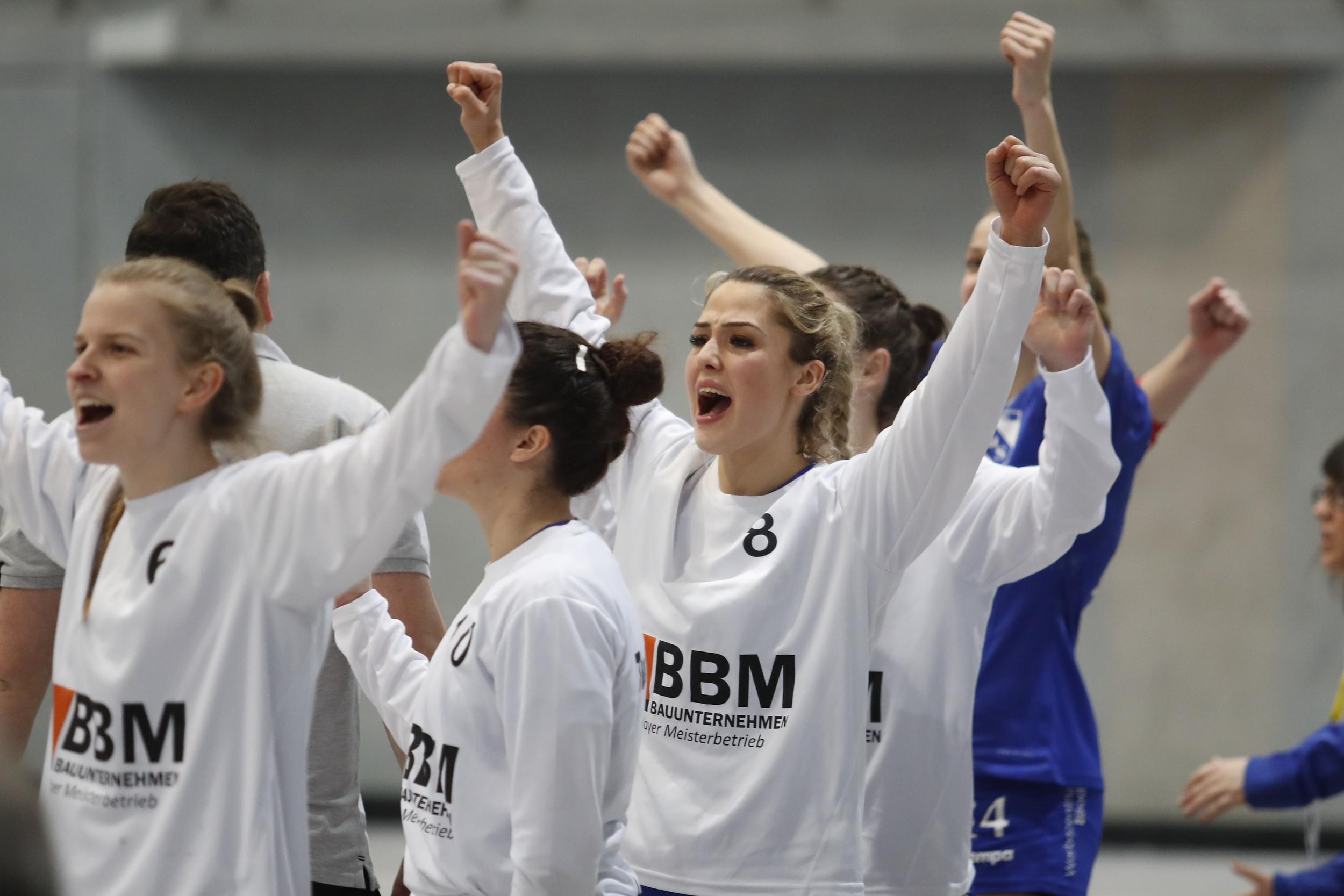 beim Spiel in der BWOL zwischen dem TuS Steißlingen und der HSG Strohgä9 in der Mindlestalhalle in Steißlingen