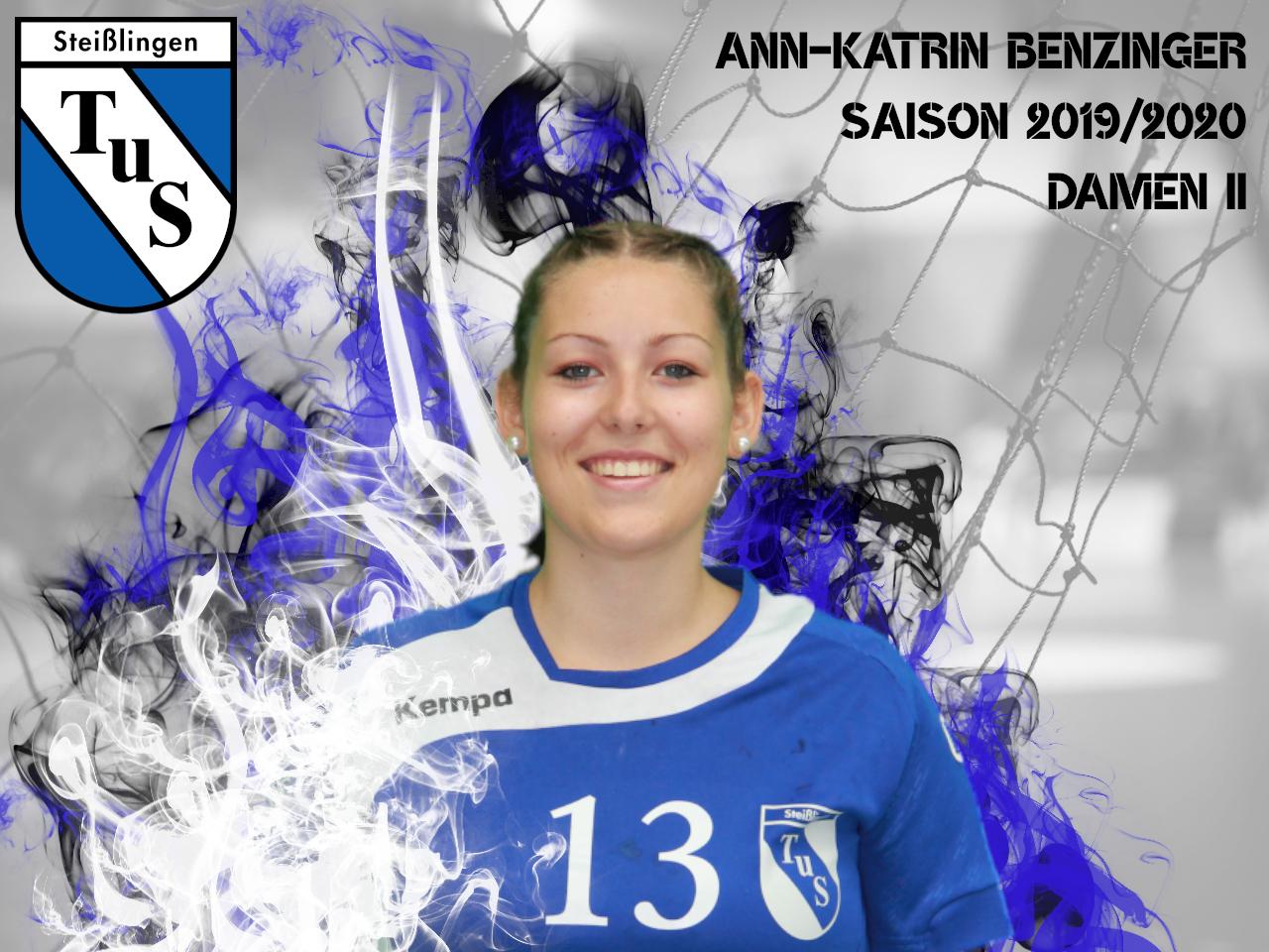 Ann-Katrin Benzinger