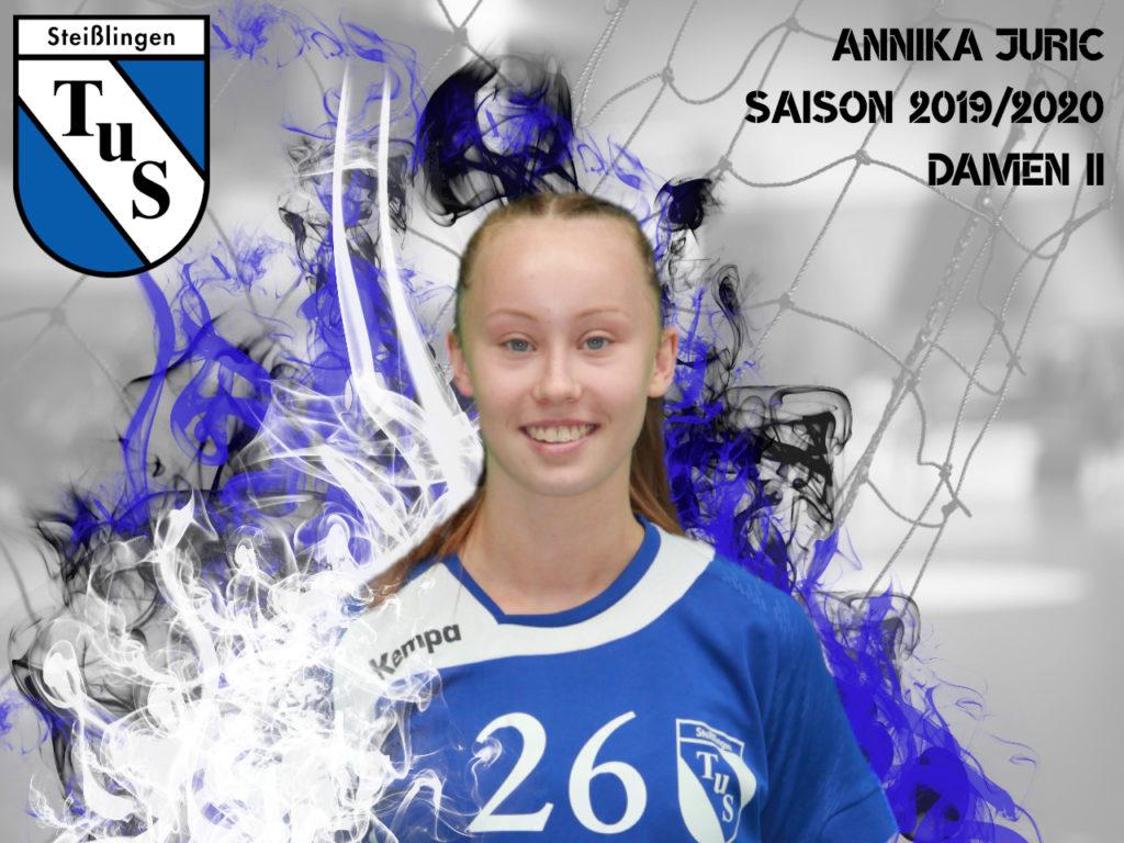 Annika Juric