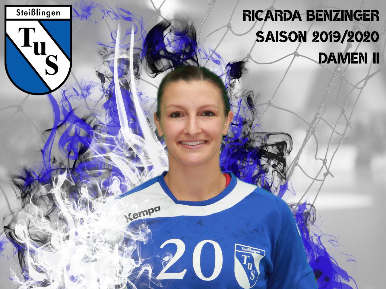 Ricarda Benzinger