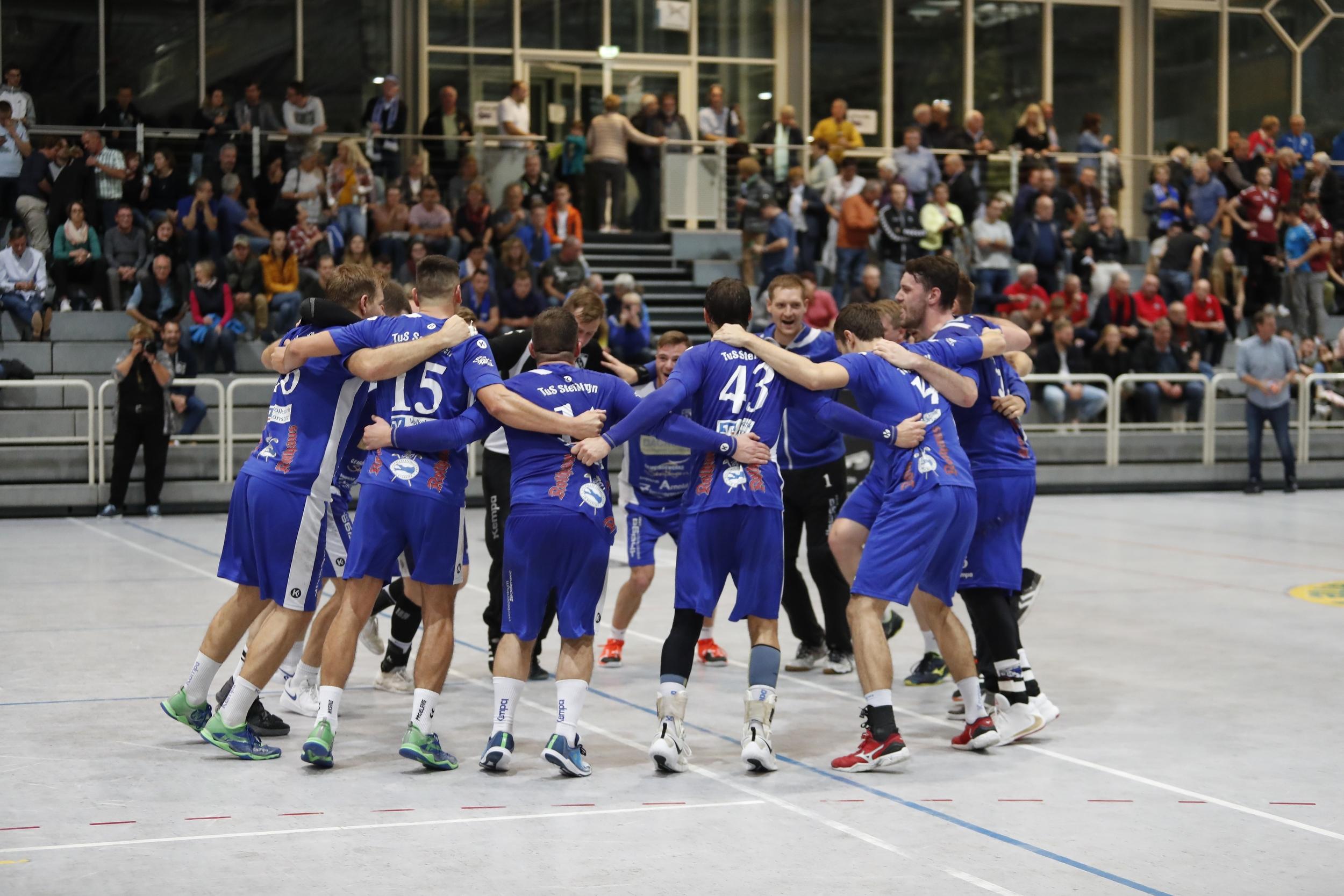 beim Spiel in der Südbadenliga zwischen dem TuS Steißlingen und dem TuS Altenheim in der Mindlestalhalle in Steißlingen