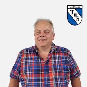 Erich Heimburger mit Logo