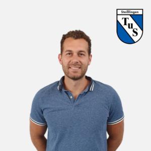Stefan Maier mit Logo