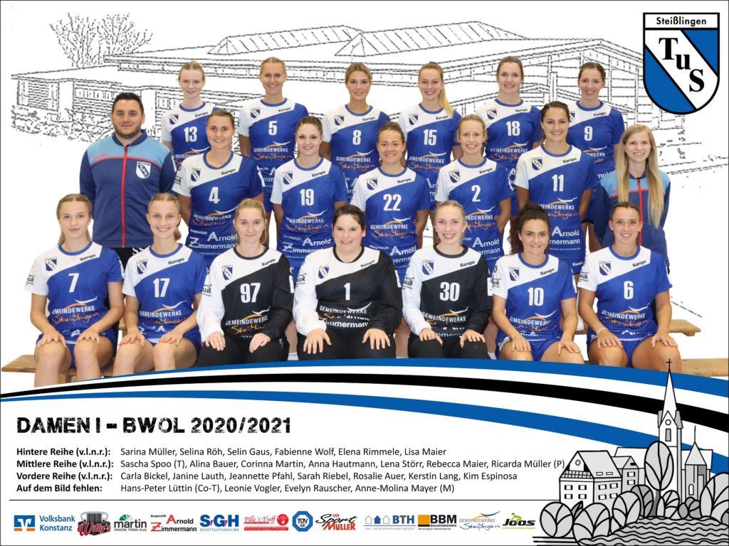2020-2021 - Damen I - HP