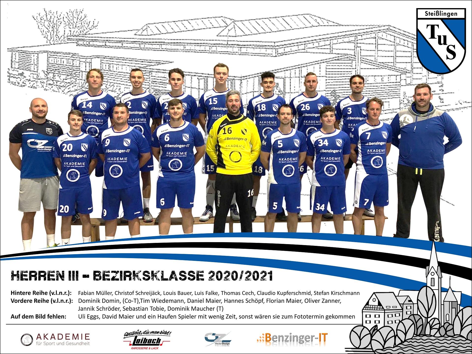2020-2021 - Herren III - HP