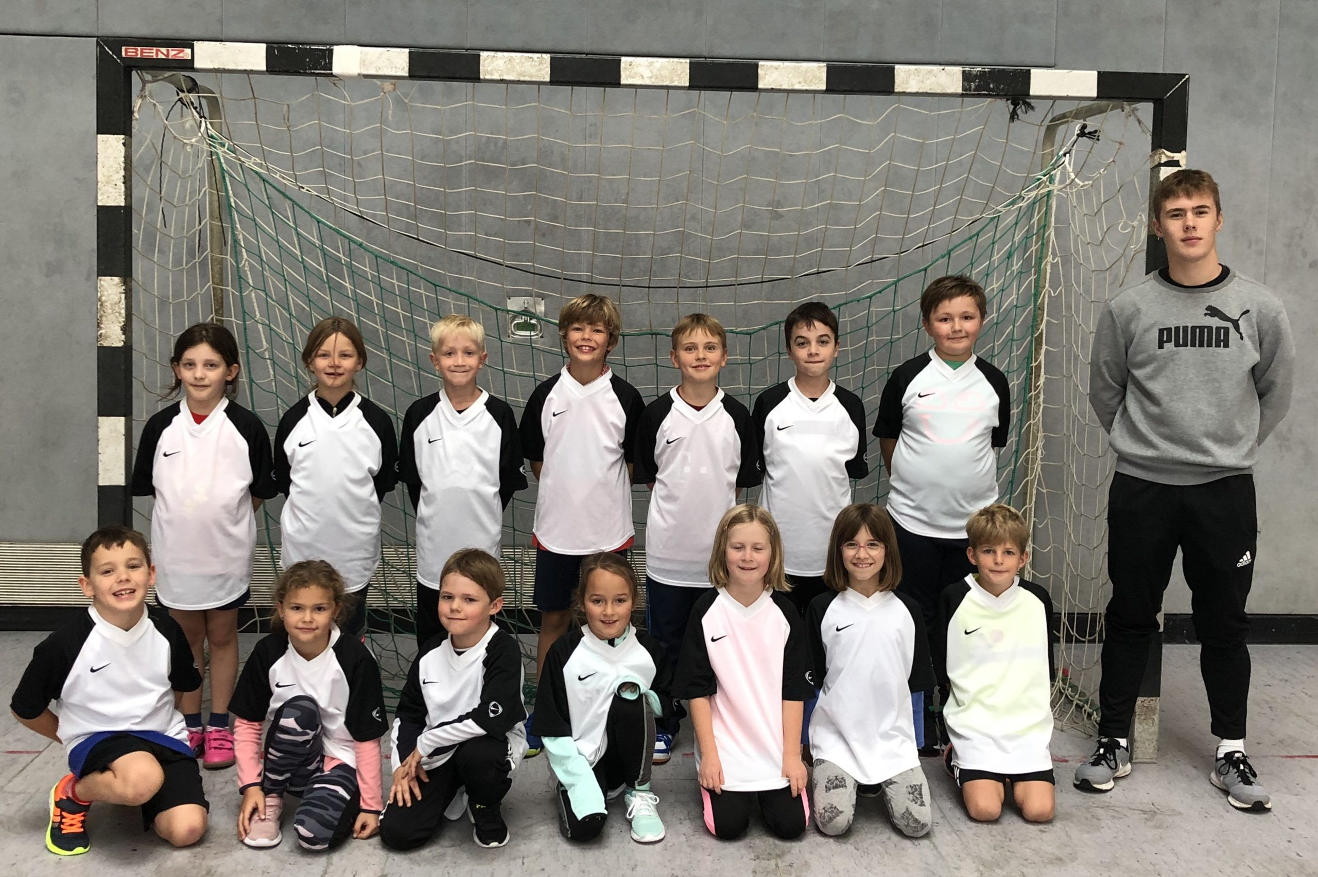 2020-2021 - F-Jugend Bild II