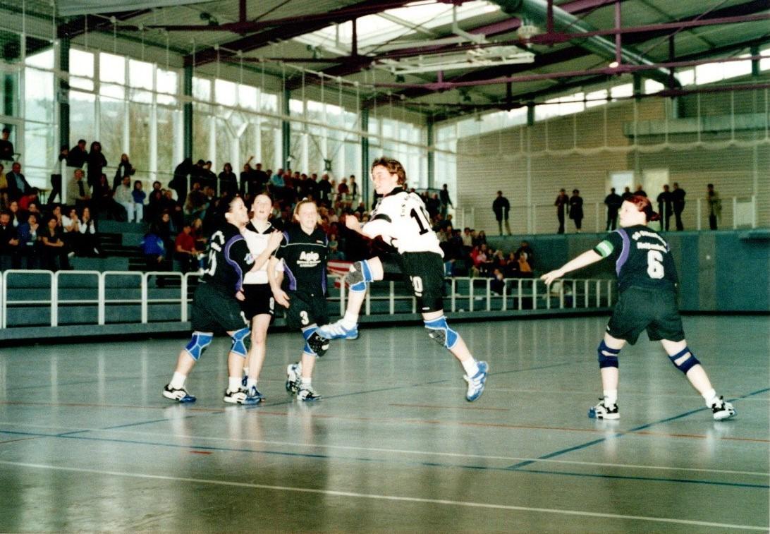 B- Jugend 2000-2001 Spiel um die Südbdische Meisterschaft vs SG Meissenheim-Ottenheim